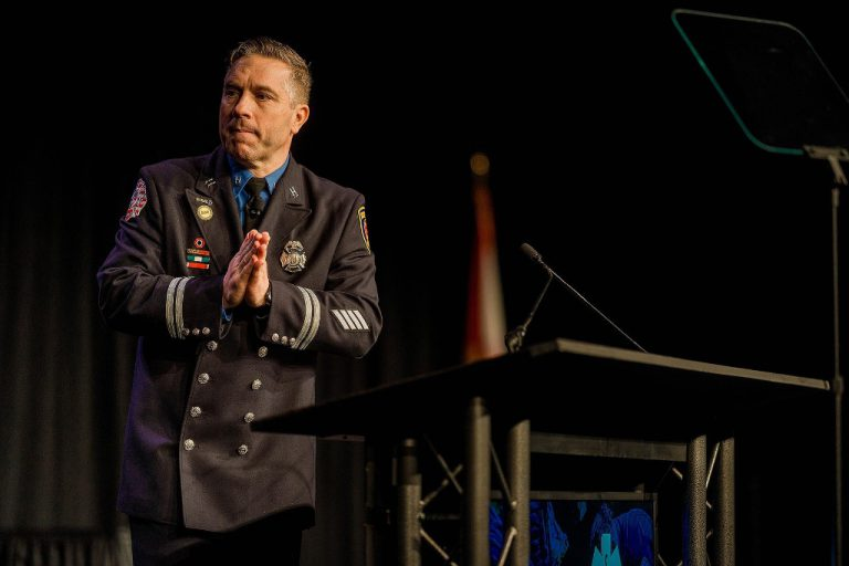 EMS Today Keynote: Rommie Duckworth Issues Challenge