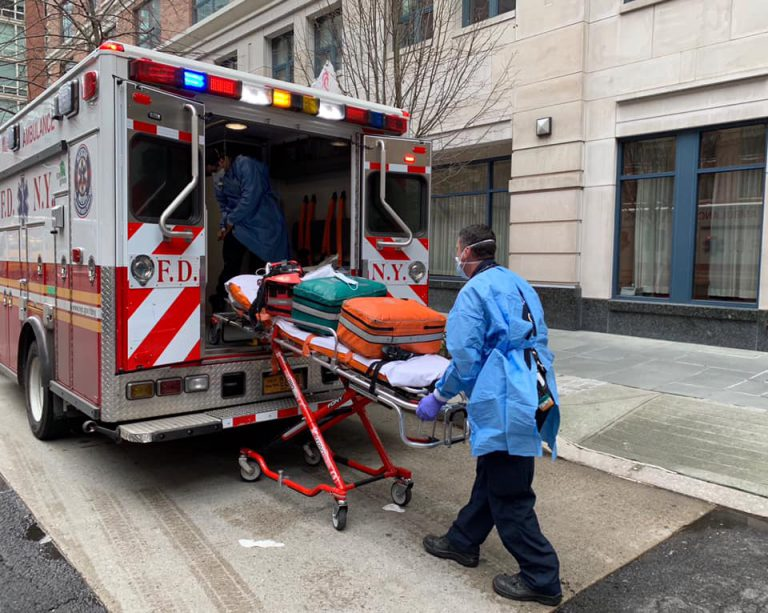 The Dangers of the 'Superhero' Image for EMS