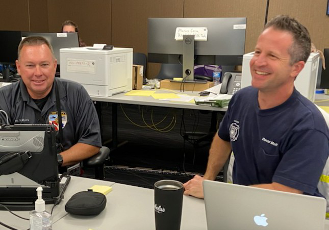 A View from the 'Deep Seats:' The Mindset of the Phoenix Fire Department During COVID-19