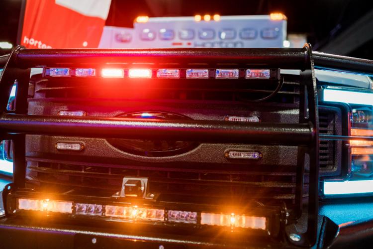 EMS Providers Hurt in Fresno (CA) Rollover Crash