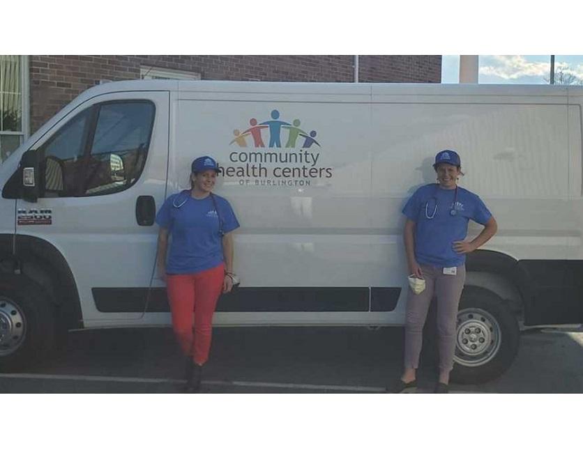 Burlington (VT) Group Purchases Van to Provide Medical ...