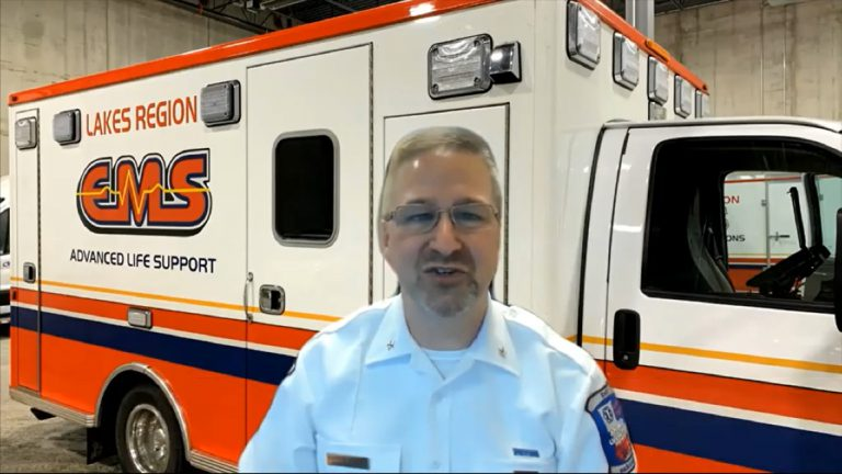 EMS Leaders Say Thank You