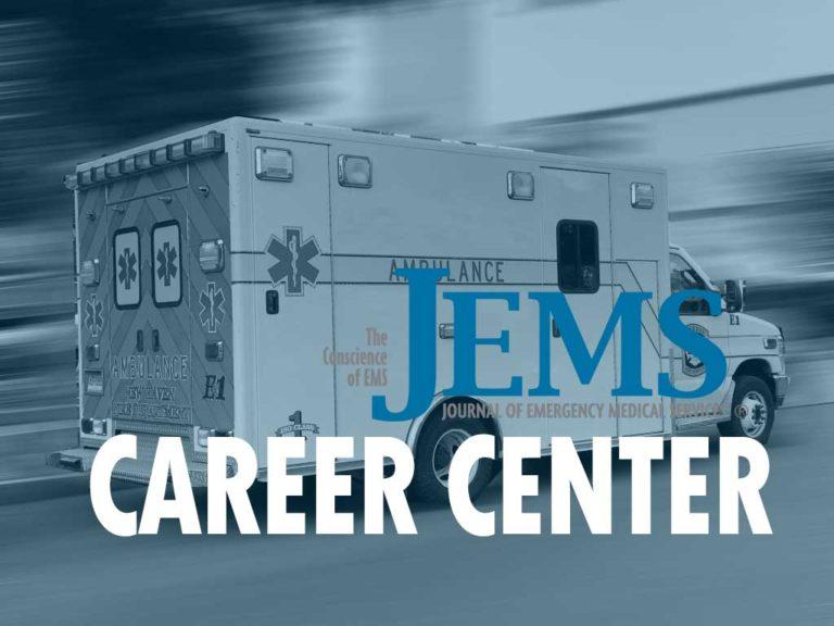 Paramedic Jobs: Week of June 14, 2021