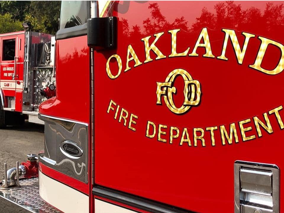 Oakland Fire Department