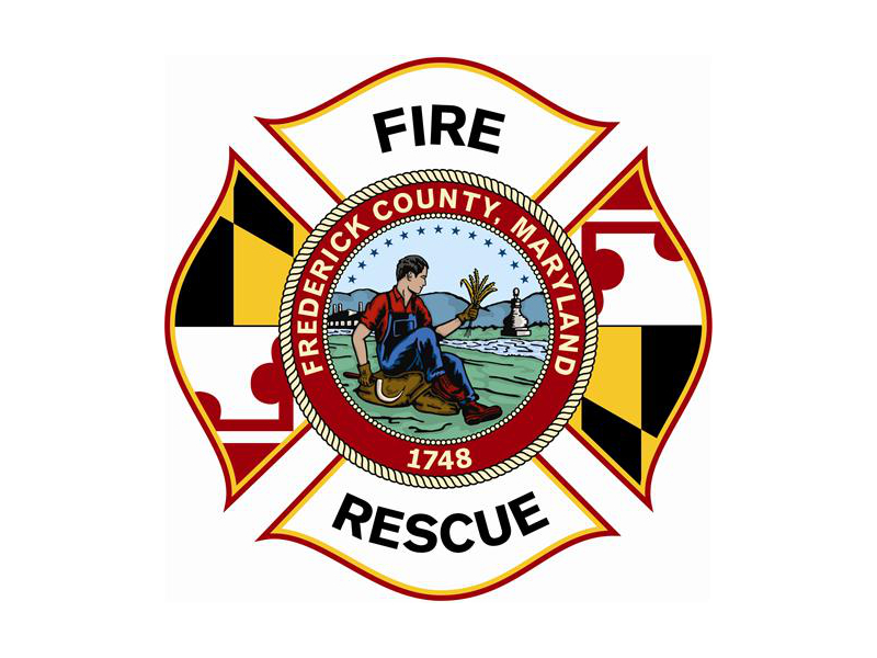 Frederick County Division of Fire and Rescue Services logo