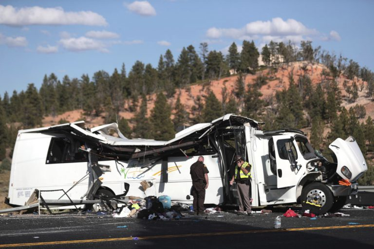 NTSB: Deadly Tour Bus Crash Shows Safety Shortcomings