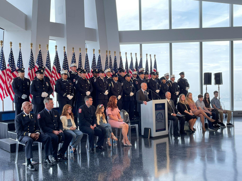 the Tunnel to Towers Foundation is expanding its Fallen First Responder Home Program to pay off the mortgages of first responders who lose their lives to 9/11 related illnesses and leave behind young children.